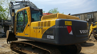 21ton volvo Used Crawler Excavator 210 , Cheap Price Excavator sale