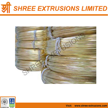 Top Brand Brown Color Brass Wires for screws