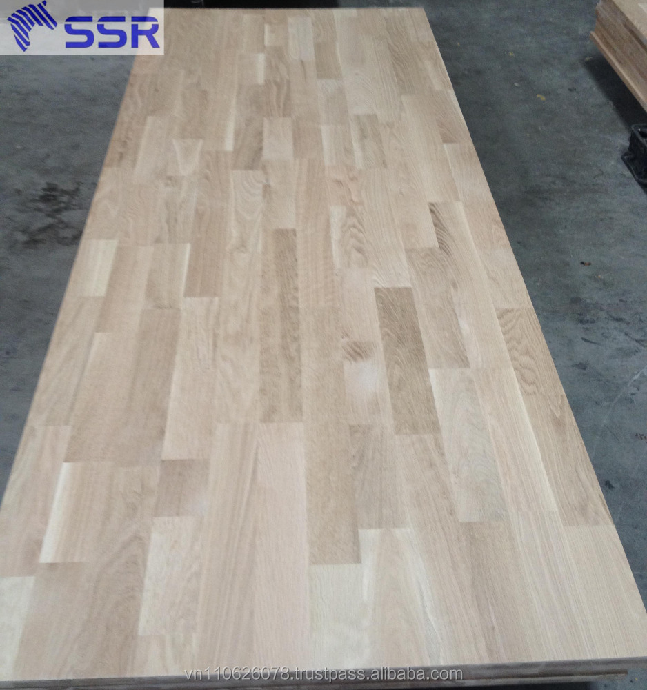 Oak wood Finger Joint Panel/Board for exporting