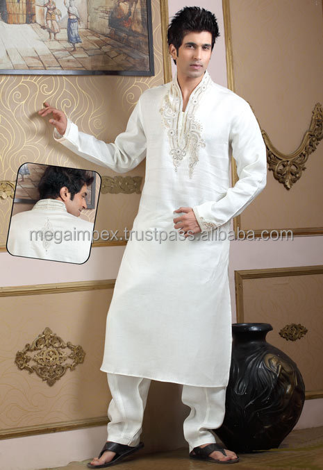 Mens Designer Shalwar Kameez - RICH WEDDING MENS Designs for Men with heavy embroidery fashion