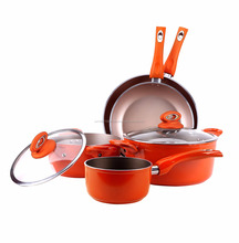 high quality of Vietnam cookware with non stick made of aluminum