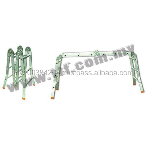 Aluminium Multi-Purpose Ladder, Aluminium Ladder, Ladder Aluminium, Step Ladder, Aluminum Step Ladder, Wide Step Ladder, Ladder