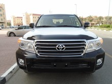 Toyota Landcruiser 4.5L AT GXR TDSL 8 AIRBAG BASIC 2015 MODEL