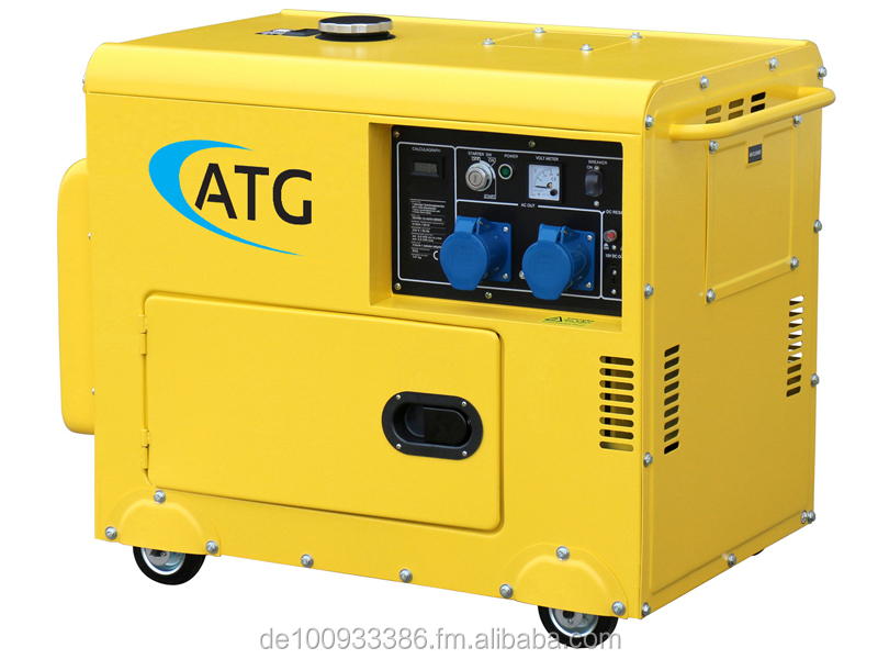 biofuel multifuel vegetable oil generator 6 kVA