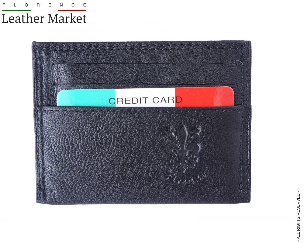 Leather wallet for men italian wallet genuine leather florence leather fashion