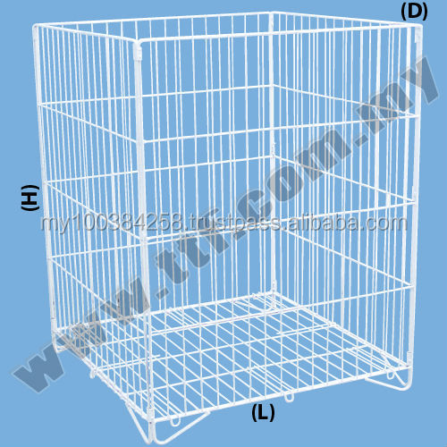 Full Netting Bin, Adjustable Offer Bin, Wire Basket, Wire Mesh Basket, Storage Basket, wire mesh storage baskets, Rack, Shelve