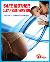 Safe Mother Clean Delivery Kit