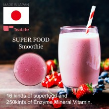 Popular instant smoothie ,Superfood Acai Smoothie containing super foods ,green smoothie also available
