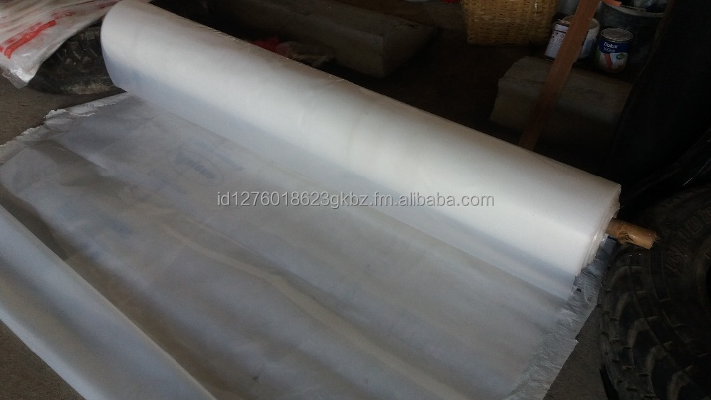 3m x 125m uv plastic film for greenhouse