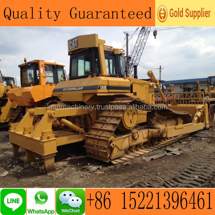 USA Made Used Cat D6 Dozer,Caterpillar D6R Dozer,Used Cat Dozer D6R,Caterpillar Bulldozer D6R For Sale