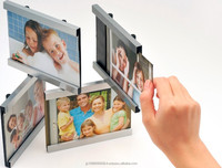 light weight and slim body glass photo frame with Japanese quality