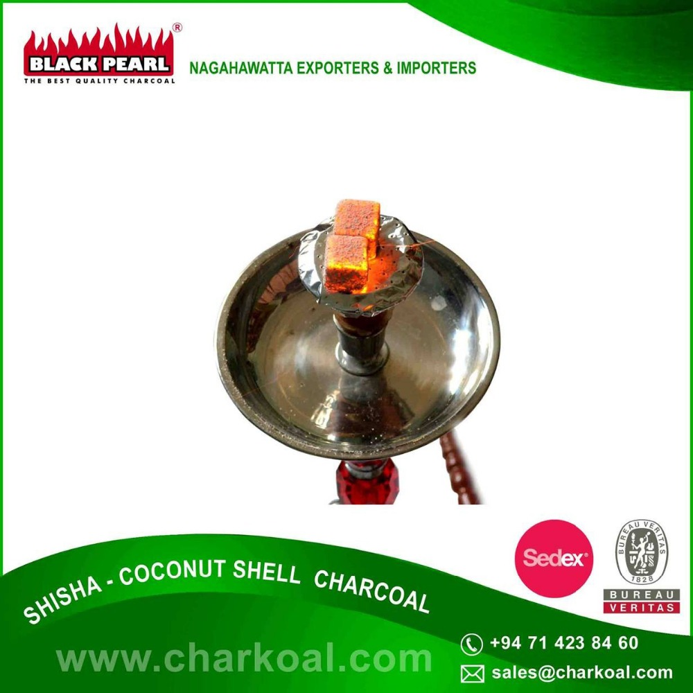 Optimum Quality Genuine Price Shisha Charcoal at Lowest Cost