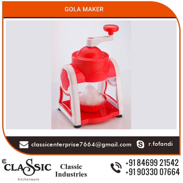Superior Quality of Slush Maker Machine Available at Fair Price with Multiple Tank Options