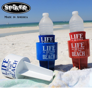 Spiker Lifestyle Holder (a/k/a Beach Spiker)