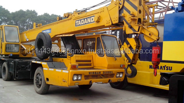 25 ton TADANO HOIST TG-250E JAPAN ORIGIN for sale inshanghai china