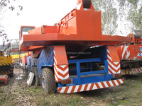 used DEMAG 500 ton truck crane