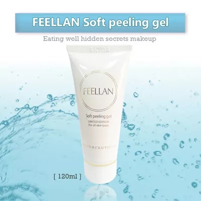 [Feellan]Soft peeling gel/ Refreshing Cleansing / Soft / Moisture/Skin whitening peeling gel