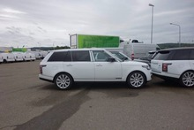 NEW CAR Range Rover 3.0 TDV6 LWB ATB Fuji/Pimento Long well baise