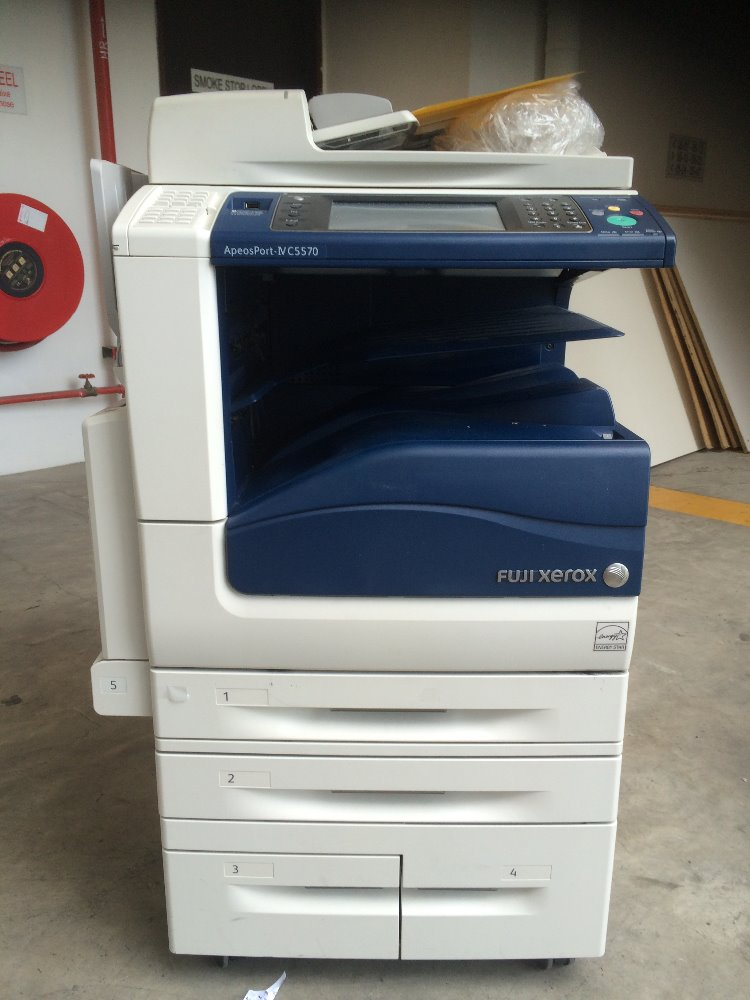 XEROX AP4 C5570 USED COPIER MACHINE