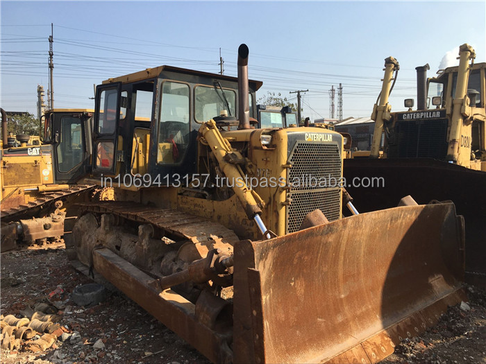 USD caterpillar D7G used bulldozer in good condition D7G used CAT dozer for sale