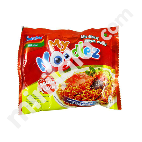 Indomie My Noodlez with Indonesia Origin