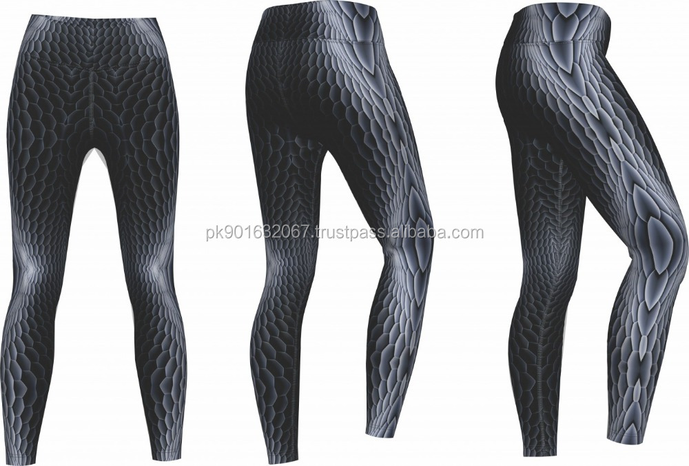 2016 new fashion sport fitness leggings colorful women yoga pants/ladies fashionable fitness activewear custom gym tights