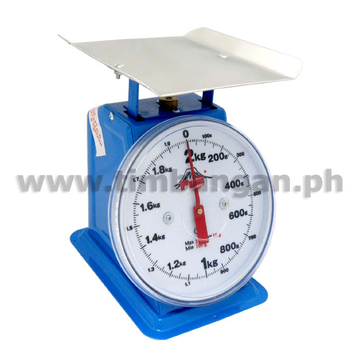 Dial Mechanical Weighing Scale 2kg