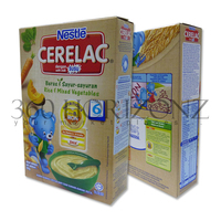 Nestle Cerelac Rice & Mixed Vegetables