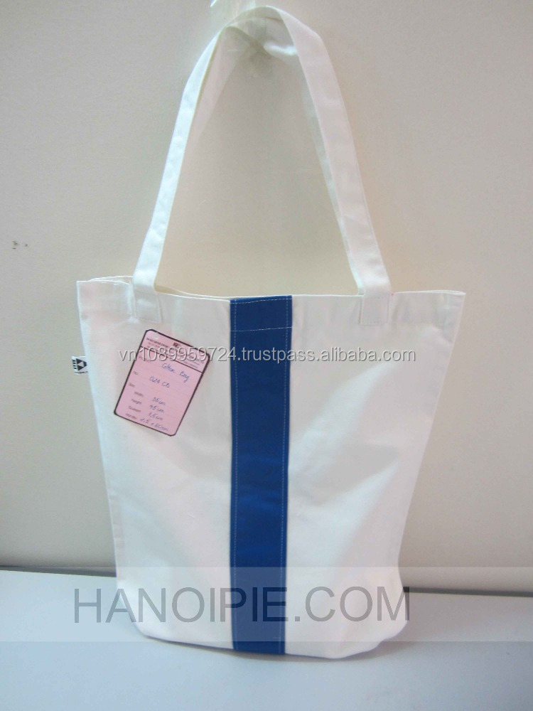Factory Organic cotton tote bags/ Canvas Bag 2016 wholesale