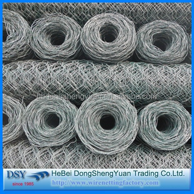 "PVC Coated Rabbit Cage Wire/1/4"" 3/4"" Cheap Chicken Wire /Rabbit Wire Mesh"