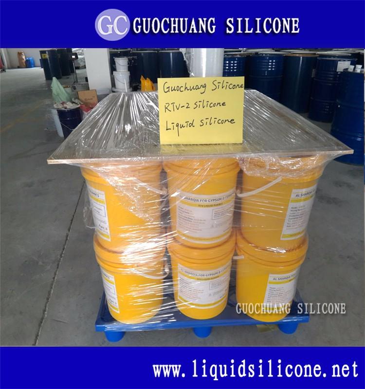 Professional grade liquid latex molds