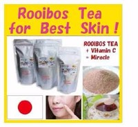 High quality and Organic weight loss products diet pills slimming tea Rooibos C for good environment small lot order available