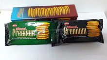 Hansel Premium Delicious Cracker Slice Biscuit, biscuit, cheese biscuit