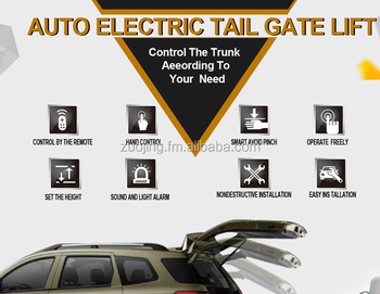 Vehicle auto electric tailgate for nissan murano