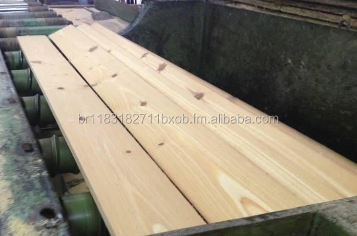 Pine Rough Sawn Lumber