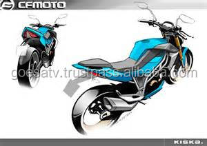 MOTORCYCLE 400 CC