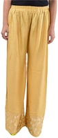 Women's Relax Stretchable Free Size Designer Palazzo Pant