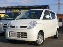 Reasonable and Good looking auto with Good Condition Nissan MOCO S 2011 used car made in Japan