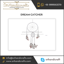 Feather Made Latest Designed Indian Dream Catcher at Economical Rate