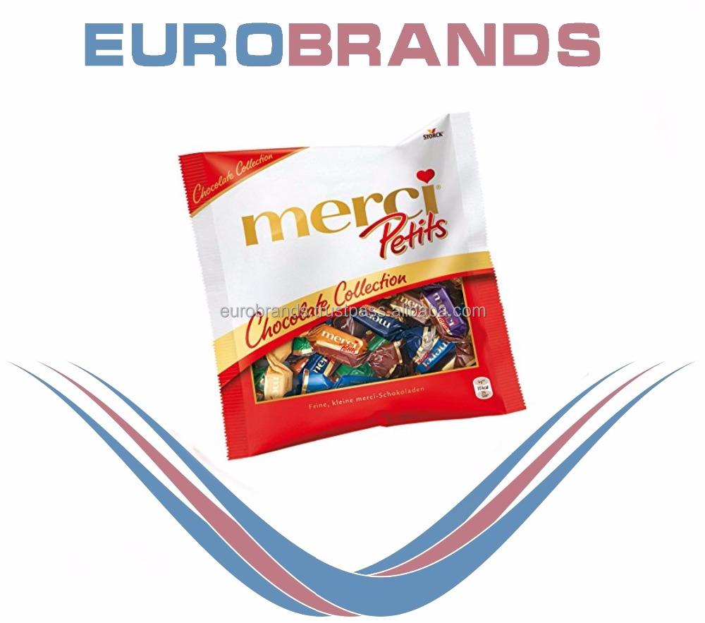 Storck Merci Petits Chocolate Collection 1/4 Pal. Lieferbar Bis Ca ...