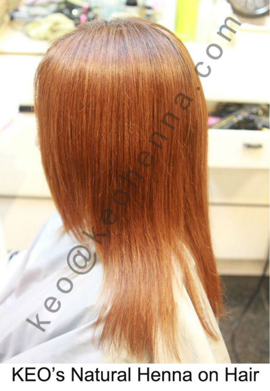 Halal Certified Henna Hair Colors