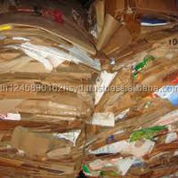 Kraft Paper Waste Scrap Occ Waste