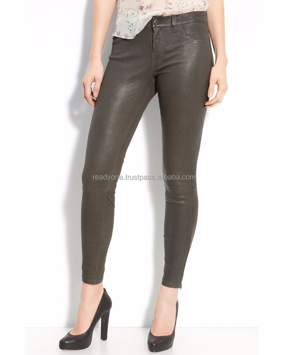 Wholesale Women Sexy Faux Leather Fitness Pants Of Girls Xxx China Photos