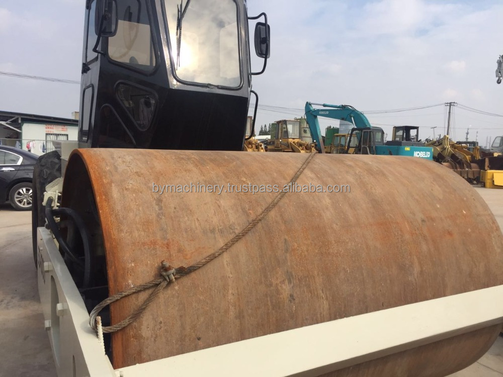 Ingersoll rand road roller sd100, used road rollers ingersoll rand UK made