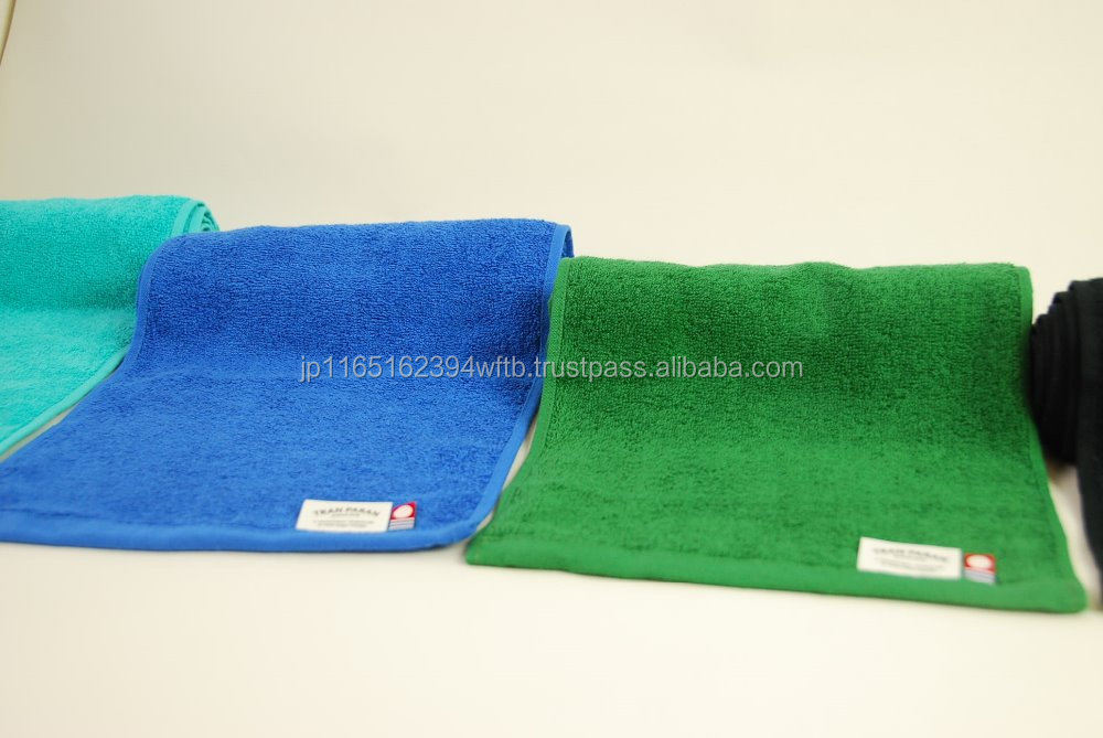 Long and Soft Japanese Terry Towel for Party Goods