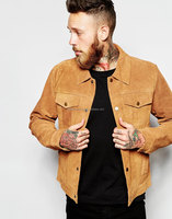 new fashion suede jacket product mens real genuine leather jacket from china supplier