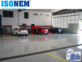 CHEMICAL RESISTANT SELF LEVELLING EPOXY RESIN BASED FLOOR COATING