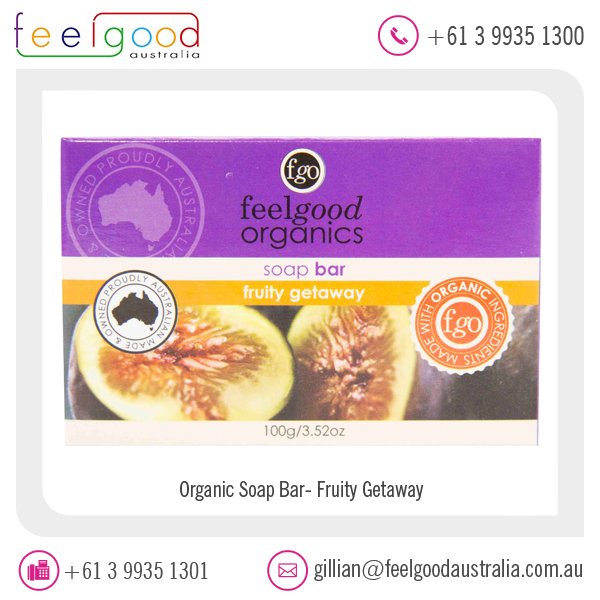 Widely Selling Fruit Extract Soap Bar at Lowest Market Price