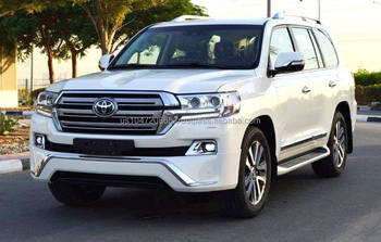 LC200 Toyota Land Cruiser VXR 5.7L Petrol V8 Engine 2017 Full option