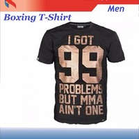 Customize Printing Logo MMA Boxing Fighters